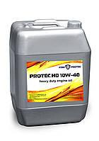 KSM PROTEC HD 10W-40, Моторное, Полусинтетическое, 20 л