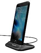 Док-станція для смартфону Baseus Little Volcano Desk Charging Station Чорний (ZCVL-01)