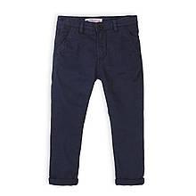 Подростковые детские синие брюки чинос для мальчиков 3-13 лет, 98-104 см