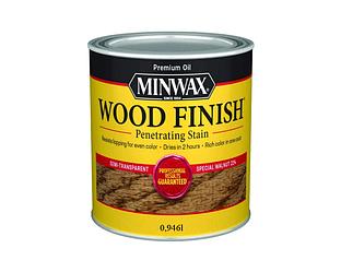 Морилка масляная MINWAX WOOD FINISH для древесины особенный орех (224) 0,946л