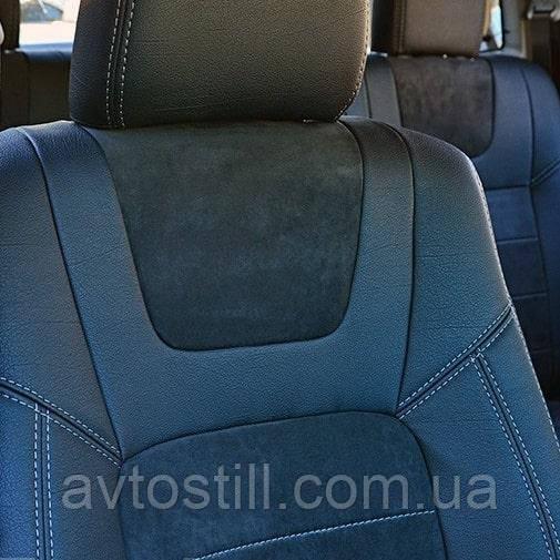 Чохли на сидіння Toyota Hilux VIII (2015-..)