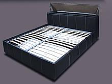 Ліжко Ріно в м'якій оббивці