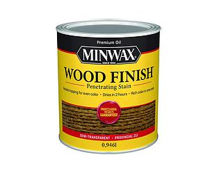 Морилка масляная MINWAX WOOD FINISH для древесины провинциал (211) 0,946л