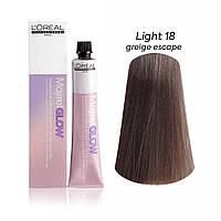 Мажірель Глоу, напівпрозора стійка крем-фарба для волосся з посиленими рефлектами для світлих баз, відтінок