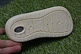 Детские шлепанцы кроксы сабо crocs grey black черные серые р30-35, фото 3
