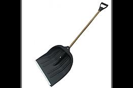 Лопата пл. снігова АВС в зборі мала 39,5*39,5 см Ар 66720/429309