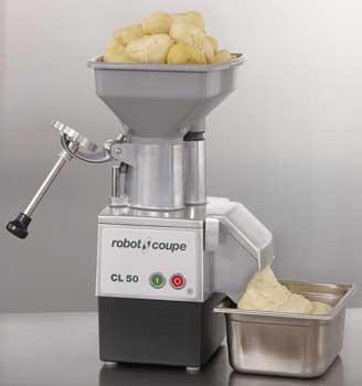 """Овочерізка Robot Coupe CL 50E - """"RESTO Prof""""-комплексне оснащення Магазинів,Кафе,Ресторанів в Львове"""