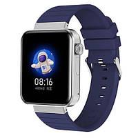 Умные часы Smart Watch Mi5 pro (Синий)