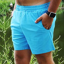 Чоловічі блакитні Плавальні Шорти Асос