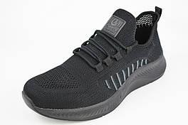 Кросівки текстильні Classica 10535 42 Чорні
