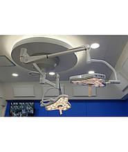 Светильник хирургический потолочный Doctor Lamp LED300/300