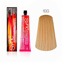 Фарба для волосся тон в тон Color Sync, 10G, 90мл Matrix