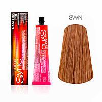 Фарба для волосся тон в тон Color Sync, 8WN, 90мл Matrix
