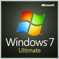 Microsoft Windows 7 Ultimate 32-bit Russian, OEM, GLC-00717