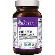 Ежедневные Мультивитамины для Мужчин 40+, Every Man's, New Chapter, 48 таблеток