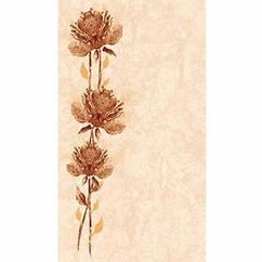 Декор Golden Tile 25*40 Кам'янської яна квітка
