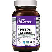 Ежедневные Мультивитамины Для Мужчин 40+, Every Man's, New Chapter, 24 Таблетки