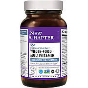 Ежедневные Мультивитамины для Мужчин 55+, Every Man's One Daily, New Chapter, 48 таблеток