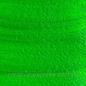 Фарба акрилова, Зелена світла, 50мл, глянцева, Decola, фото 2