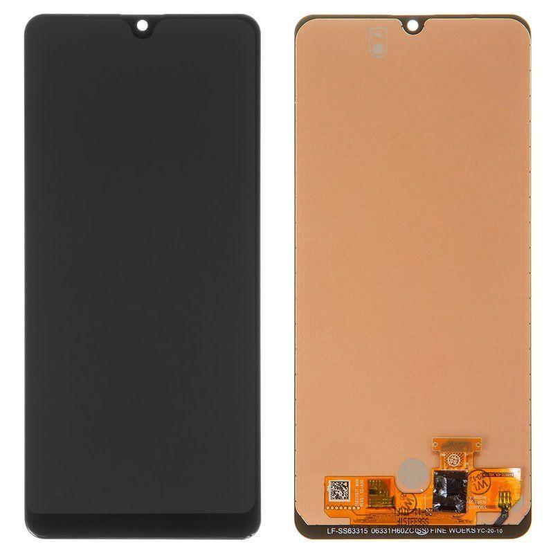 Дисплей Samsung Galaxy A31 A315 с тачскрином, (TFT, без функции отпечатка пальца), Black