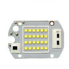 Запчастина для прожектора матриця 50W 6000K SMD+IC драйвер