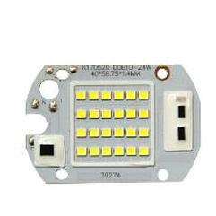 Запчастина для прожектора матриця 20W 6000K SMD+IC драйвер