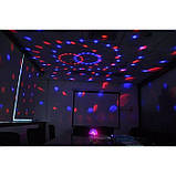 Светомузыка диско шар Magic Ball Music MP3 плеер с bluetooth, фото 5