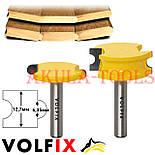 Фрези VOLFIX d8 для виготовлення бочок паз шип (тато-мама) пазо-шиповая фреза для з'єднання, фото 2