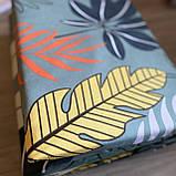 Постельное белье Семейный комплект с двумя пододеяльниками и простыню на резинке Фланелевый, фото 9
