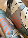 Постельное белье Семейный комплект с двумя пододеяльниками и простыню на резинке Фланелевый, фото 7