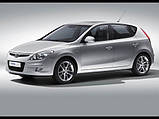 Бампер задній Hyundai i-30 2008-2010, фото 2