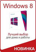 Microsoft Windows 8 Pro 64Bit, Eng, DVD, OEM, FQC-05955