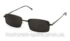 Мужские черные очки-тренажеры классика