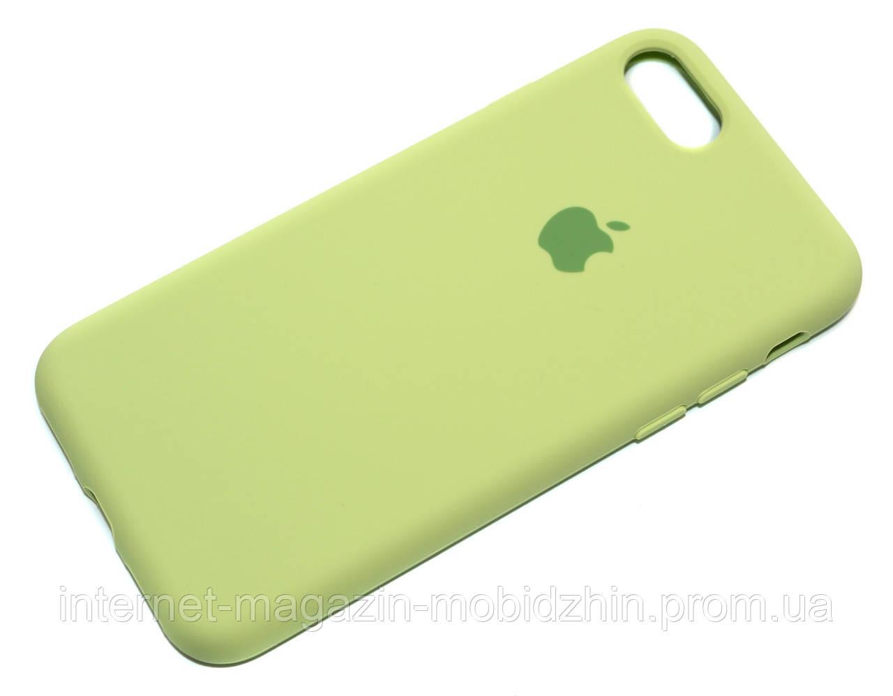 Чехол силиконовый IPhone 7G / 8G Pistachio Original
