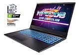 Ноутбук Dream Machines Clevo Intel Core i5-10300H 16/512GB SSD GeForce GTX 1650 4GB Windows 10 (NP50DB), фото 4