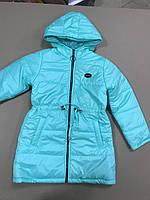Курточка на дівчинку весняний рр 134 (СКЛАД-3шт)