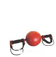 Ролик для пресса гимнастическое колесо шар New AB Wheel ABOORB (СКЛАД)
