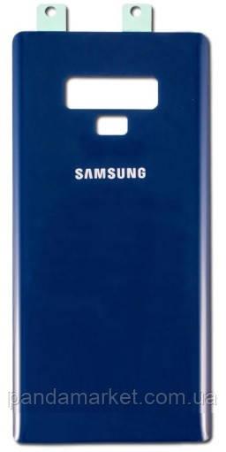 Задня частина корпусу Samsung N960 Note 9 Ocean Синій