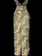Полукомбинезон комуфлированный утепленный (ткань грета)