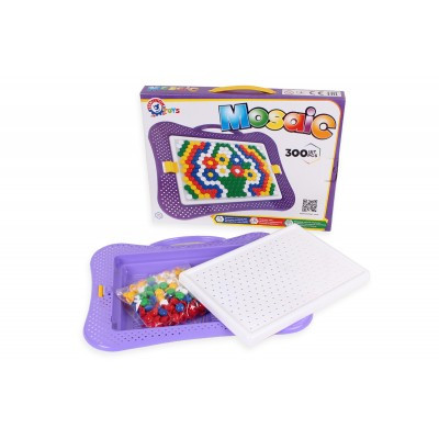 Розвиваюча гра дитяча мозаїка ТехноК арт. 4722