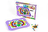 Розвиваюча гра дитяча мозаїка ТехноК арт. 4722, фото 2