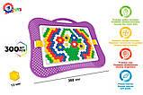 Розвиваюча гра дитяча мозаїка ТехноК арт. 4722, фото 4