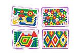 Розвиваюча гра дитяча мозаїка ТехноК арт. 4722, фото 3