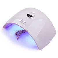 УФ лампа для ногтей Sun 9s, лампа для сушки гель лака, лампа для маникюра
