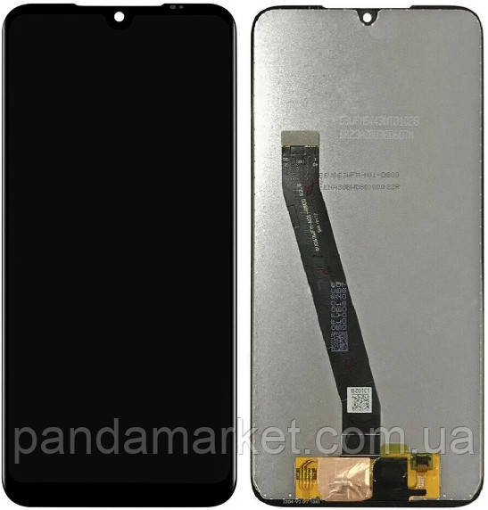 Дисплей модуль Xiaomi Redmi 7 (M1810F6LG, M1810F6LH, M1810F6LI) Черный