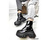 Ботинки на спортивной подошве., фото 5