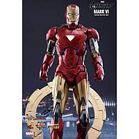 Фигурка Hot Toys Marvel: Iron Man - Mark VI (Железный человек Марк 6)