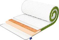 Футон STRONG ROLL топпер тонкий матрас для дивана кровати 6 см