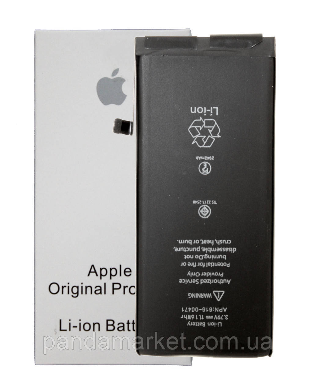 Аккумулятор Apple iPhone XR (6.1) Оригинал (в упаковке)