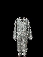 Костюм рабочий камуфлированный (куртка + полукомбинезон)